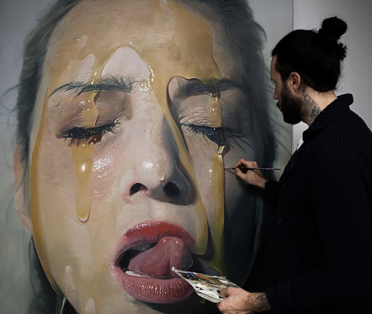 Hyperrealistic_Oil_Paintings_by_Artist_Mike_Dargas_2014_02